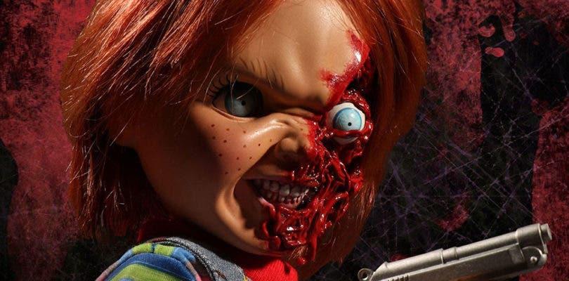 Este adorable Chucky nos enamora con su dulce mirada