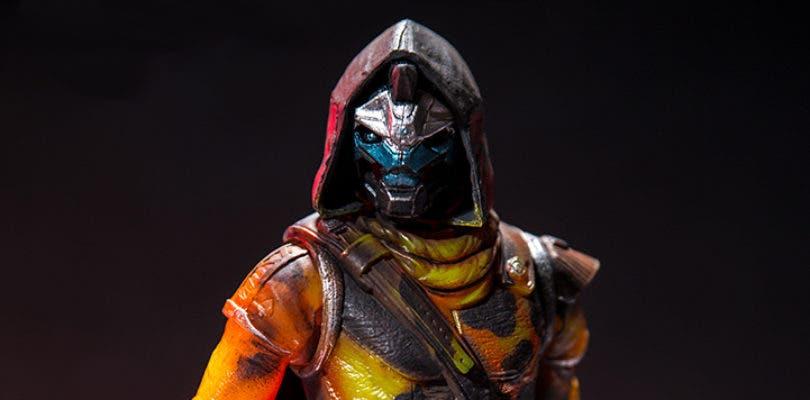 McFarlane Toys presenta su pieza sobre el personaje de Destiny 2, Cayde-6