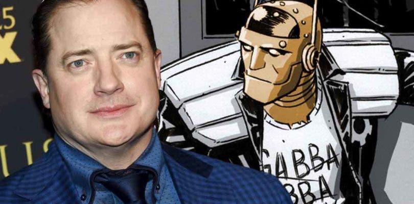 Brendan Fraser será Robotman en la nueva serie DC de Doom Patrol