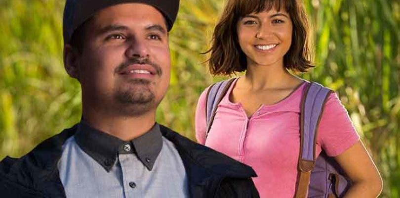 Michael Peña será el padre de Dora la Exploradora en el live-action de Paramount