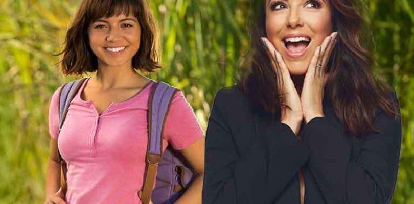 Eva Longoria será la madre de Dora la Exploradora en el nuevo live-action