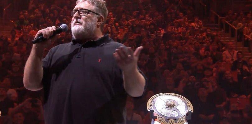 Gabe Newell es la figura del nuevo pack de anunciantes de Dota 2