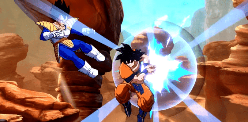 Desvelada una nueva escena final de Goku y Vegeta en Dragon Ball FighterZ