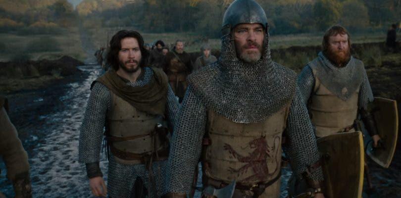 La épica medieval llega a Netflix con el primer tráiler de El rey proscrito