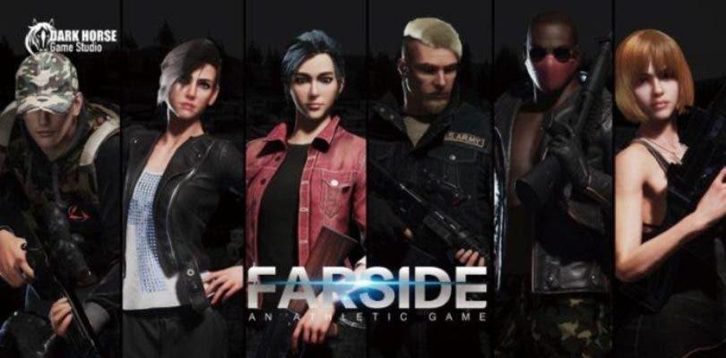 Farside: el nuevo battle royale anunciado por Perfect World Entertainment