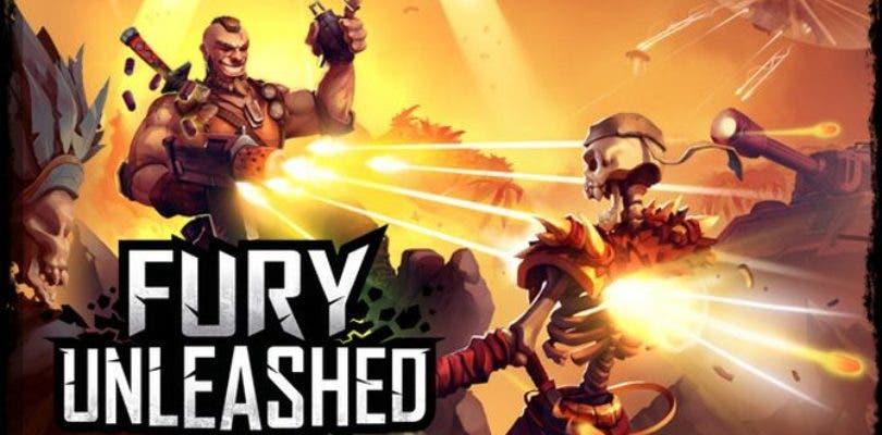 The Badass Hero ahora es Fury Unleashed y lo exhibe con un tráiler