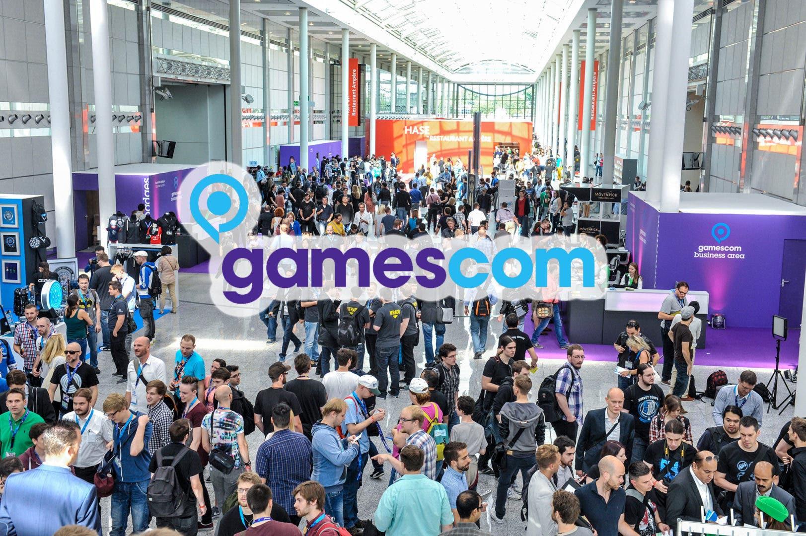 Imagen de Gamescom 2018 bate su propio récord de asistentes