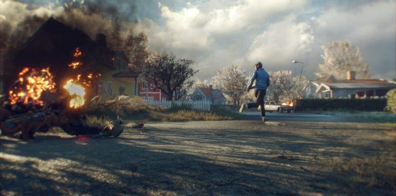 Avalanche Studios comparte más gameplay de Generation Zero