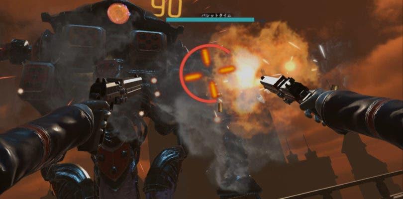 Gungrave VR Complete Edition presenta su tráiler de lanzamiento
