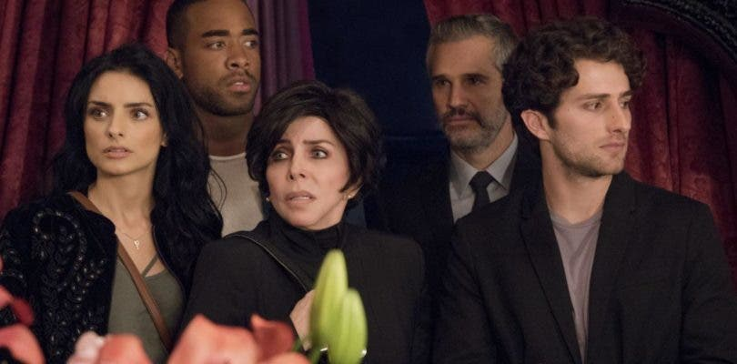 Carmen Maura podría estar en la segunda temporada de La Casa de las Flores