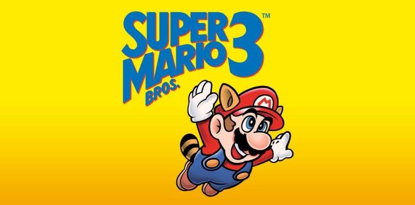 Super Mario Bros. 3 será de los primeros en llegar al modo online de Switch