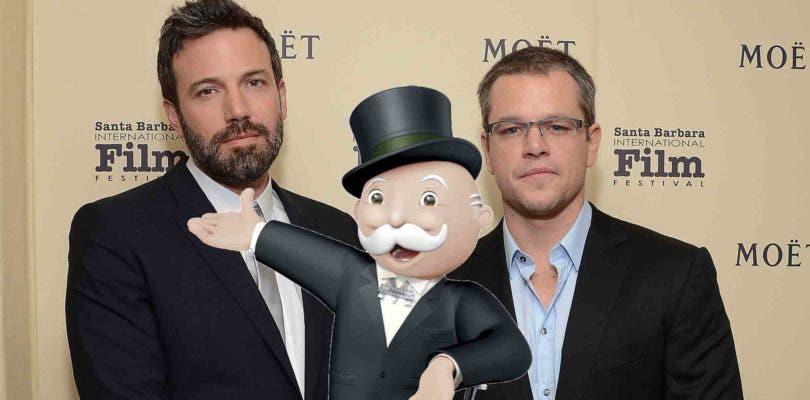 Ben Affleck y Matt Damon dirigirán una película sobre la estafa del Monopoly