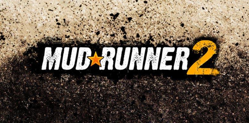 Se ha anunciado MudRunner 2, secuela de Spintires: MudRunner