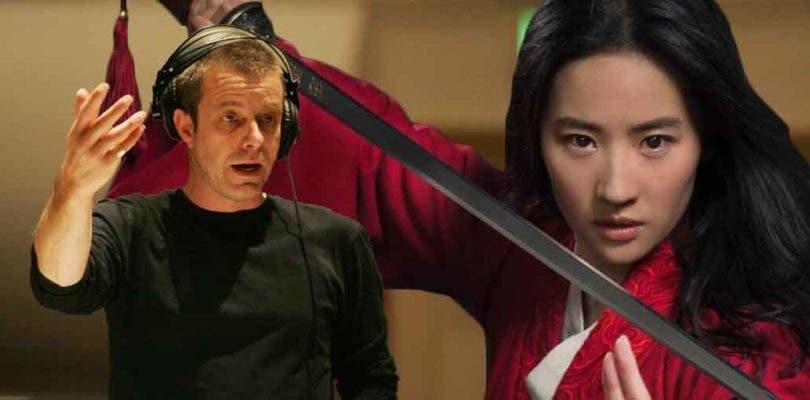 El compositor de Shrek pondrá la banda sonora al live-action de Mulan