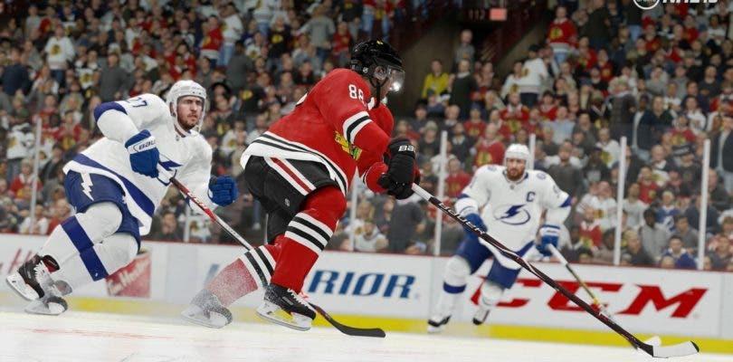 El modo Franquicia de NHL 19 es la figura principal de su nuevo tráiler