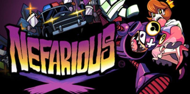 El plataformas Nefarious se lanza en unas semanas para Nintendo Switch