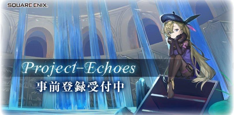 Project Echoes es el nuevo título de Square Enix para móviles