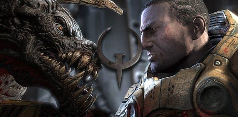 Quake Champions contará próximamente con Eisen como campeón jugable