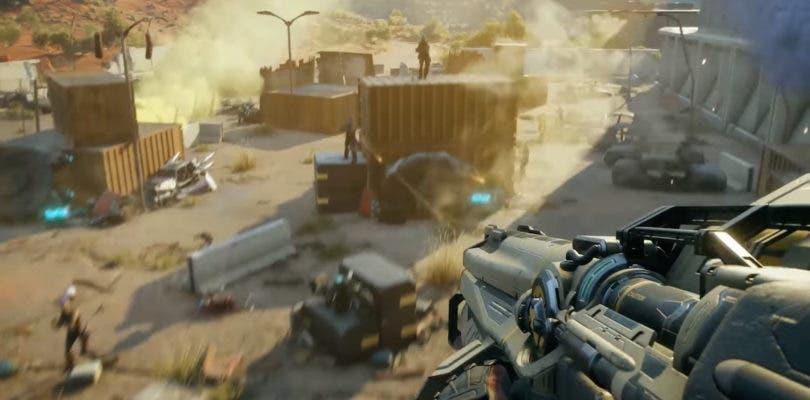 La gamescom presencia un nuevo gameplay de RAGE 2