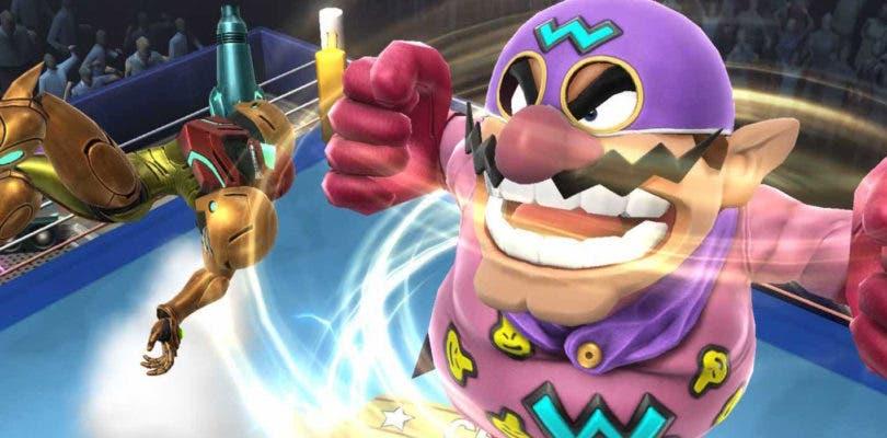 El blog oficial de Super Smash Bros. muestra a Wario en acción