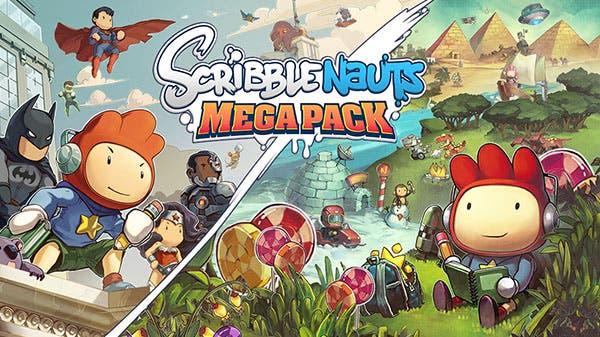 Imagen de Análisis Scribblenauts Mega Pack