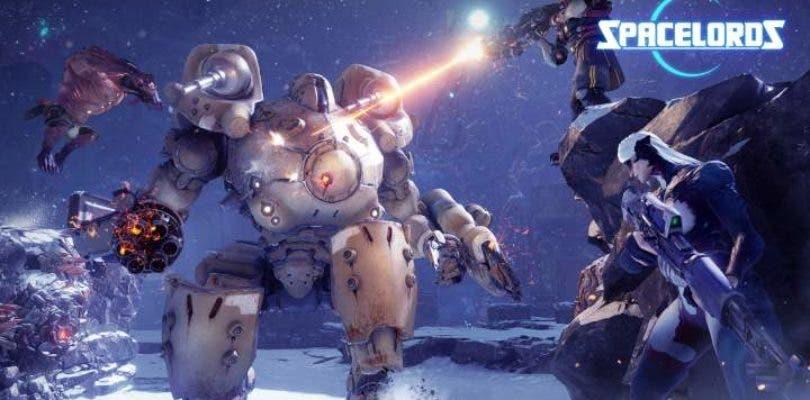 Spacelords muestra en vídeo los cambios de su conversión al free-to-play