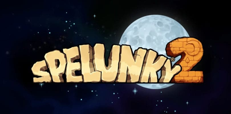 Spelunky 2 se luce en su primer gameplay tráiler