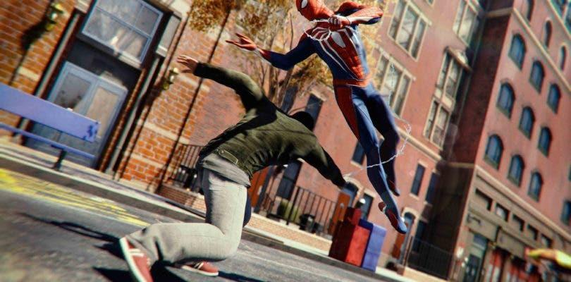 Marvel's Spider-Man Insomniac Games