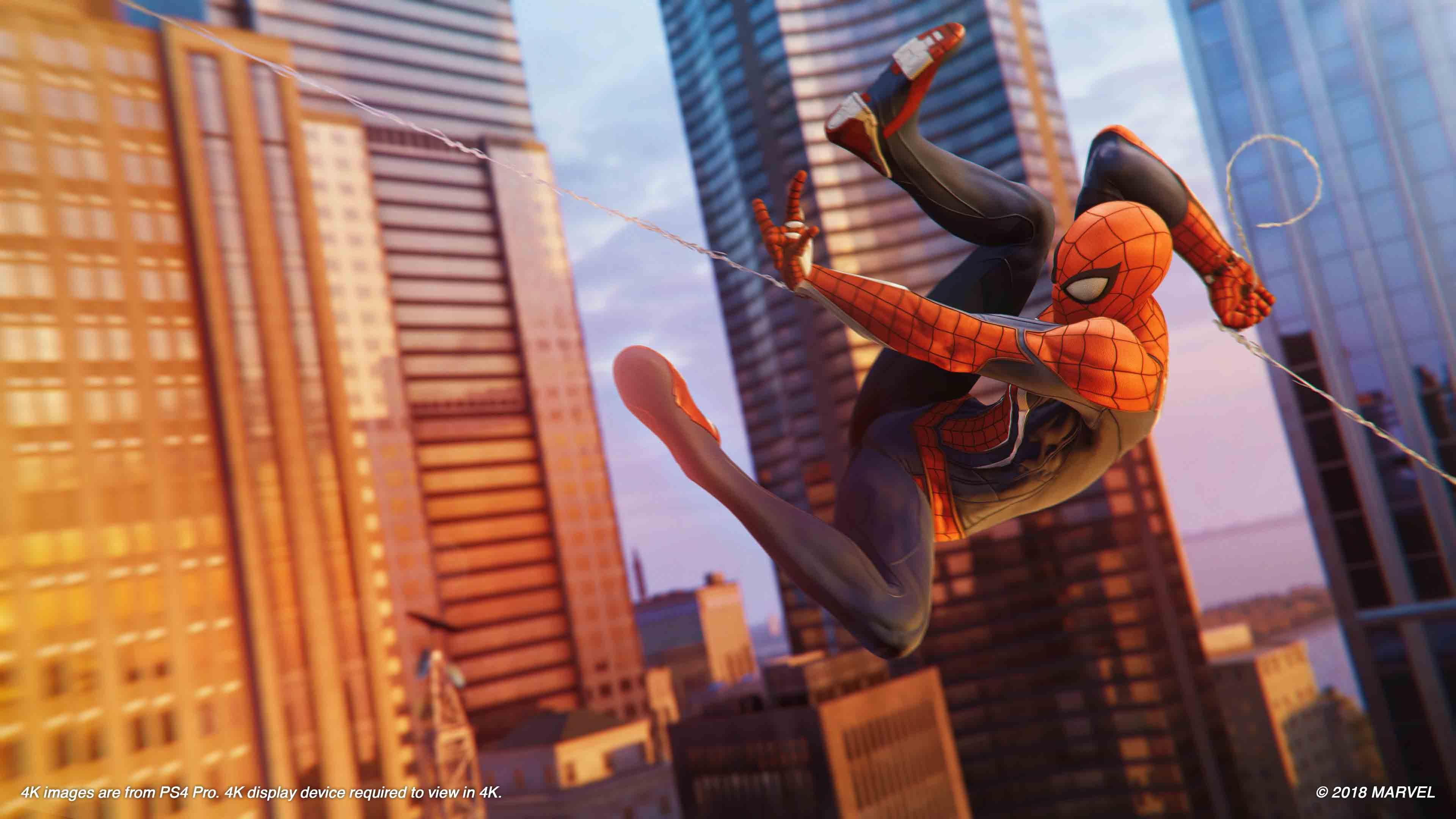 Imagen de Insomniac Games explica los porqués de realizar un juego sobre Spider-Man