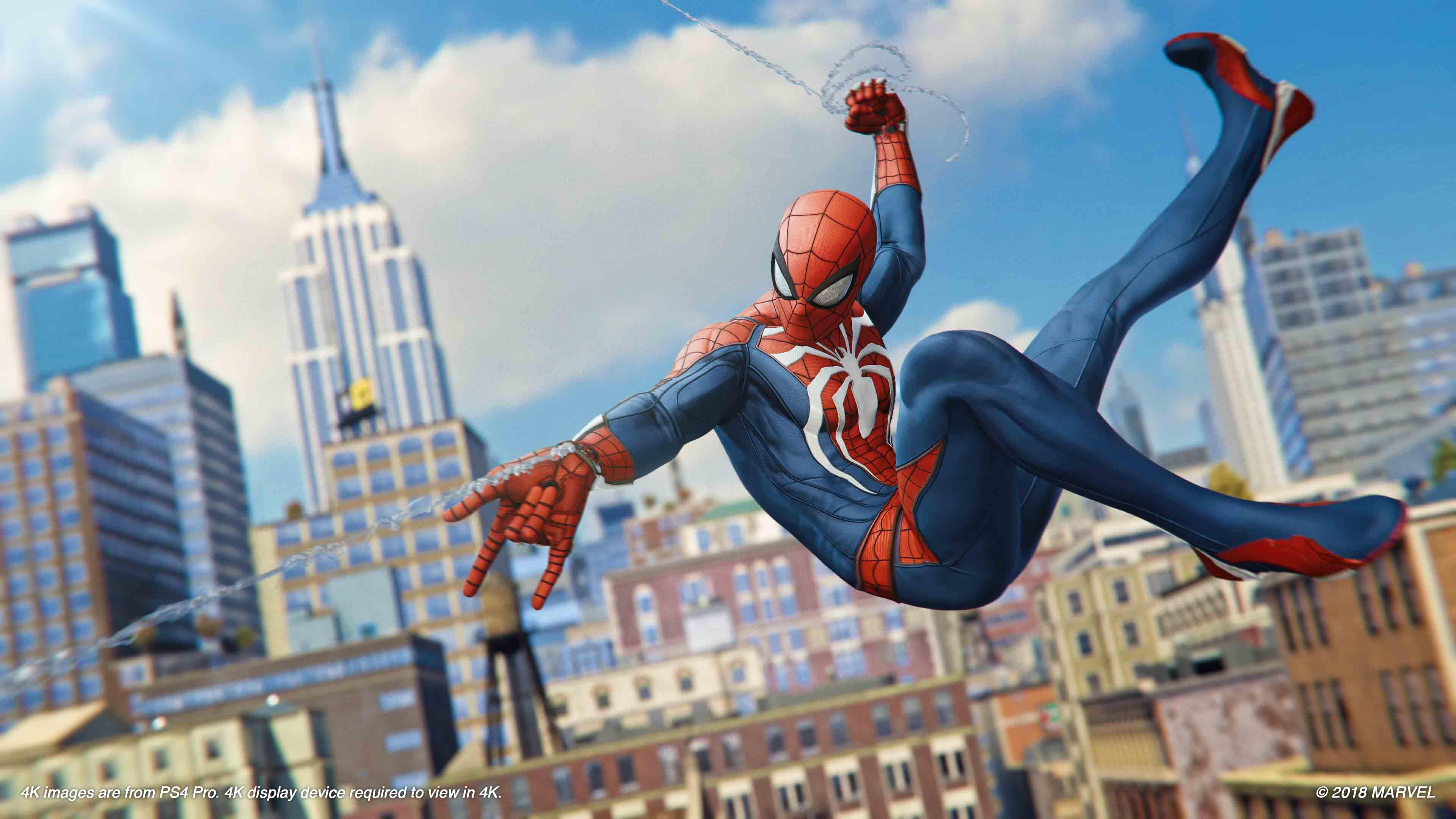 Imagen de Insomniac, creadores de Marvel's Spider-Man, buscan gente para un nuevo exclusivo de PlayStation