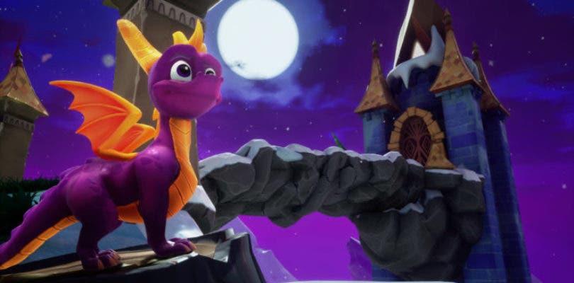 Spyro Reignited Trilogy luce novedades en dos nuevos vídeos