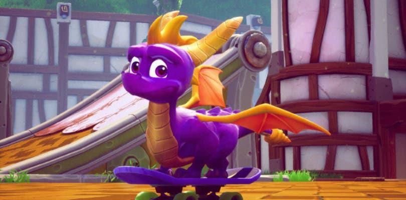 Activision parece resistirse a confirmar la salida de Spyro: Reignited Trilogy en otras plataformas