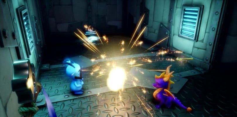 Spyro Reignited Trilogy muestra un nuevo gameplay con Hurricos como protagonista