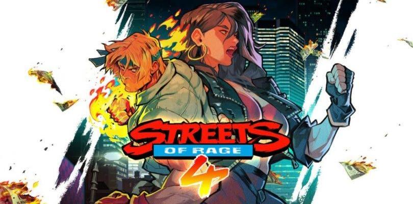 Los combates callejeros vuelven con Streets of Rage 4