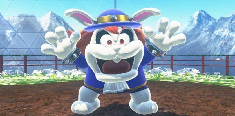 Super Mario Odyssey aumenta su fondo de armario con otro traje