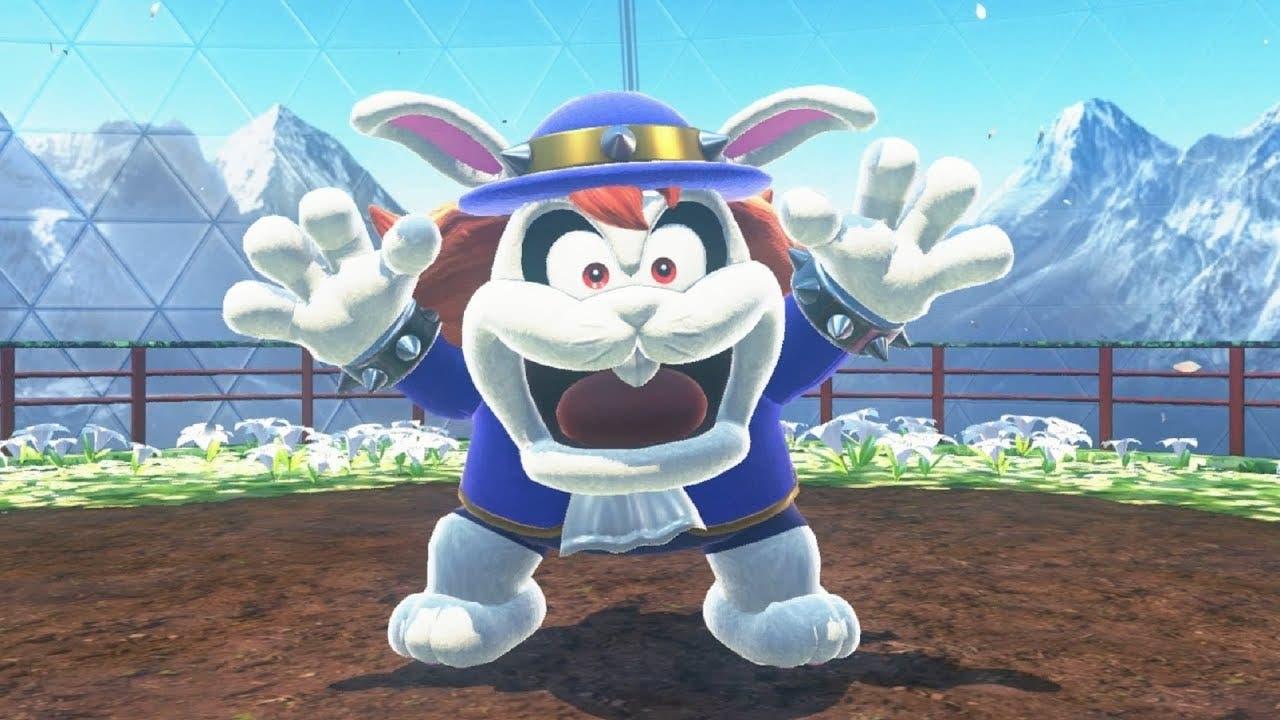 Imagen de Super Mario Odyssey aumenta su fondo de armario con otro traje