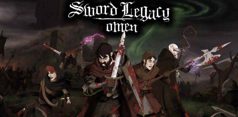 Sword Legacy: Omen llega a Steam y luce su tráiler de lanzamiento