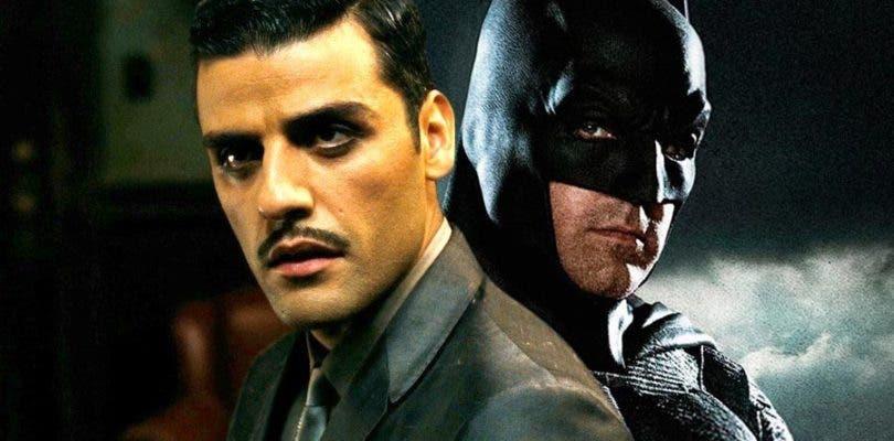 Oscar Isaac podría unirse a The Batman como villano principal