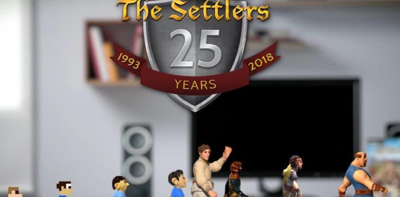 Ubisoft oficializa Settlers: History Collection con un nuevo tráiler