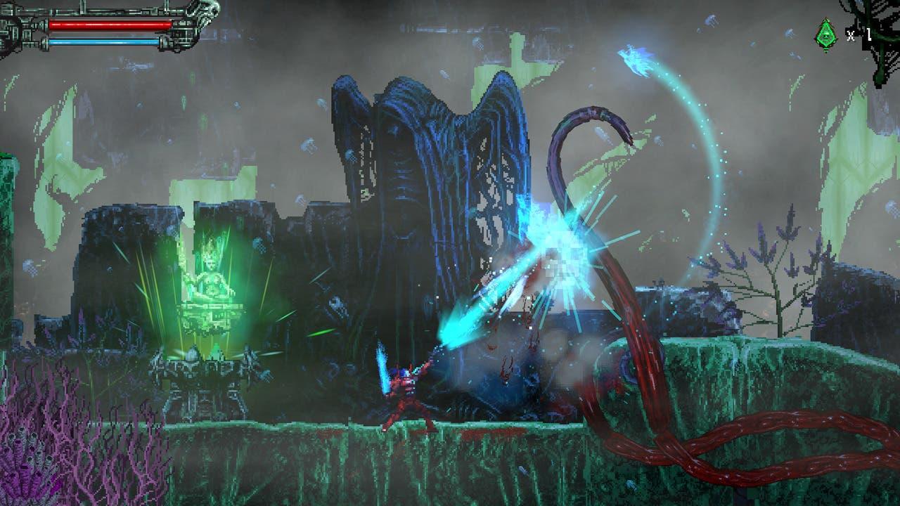 Imagen de Big Sugar añade un nuevo modo de juego con mayor dificultad para Valfaris en PC
