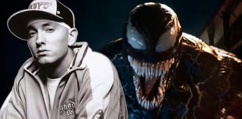 Eminem pondrá su rap al tema principal de la banda sonora de Venom