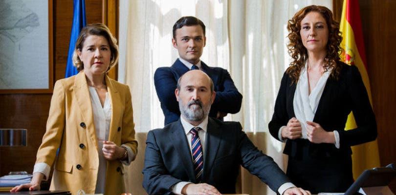 Vota Juan, la serie española de TNT, presenta sus imágenes oficiales