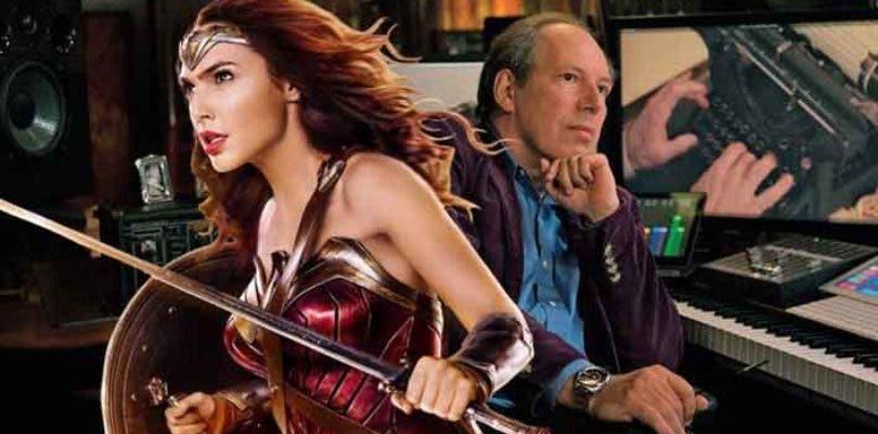 El legendario Hans Zimmer compondrá la banda sonora de Wonder Woman 1984