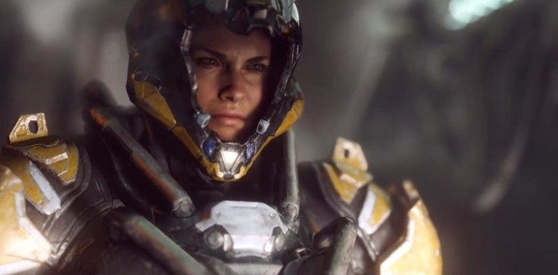 Anthem nos sorprende con su nuevo teaser tráiler para The Game Awards