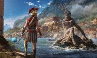 Assassin's Creed Odyssey recibirá este mes Nueva Partida+
