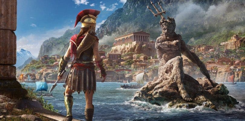 Assassin's Creed Odyssey logra el mejor lanzamiento de la franquicia en la actual generación de consolas