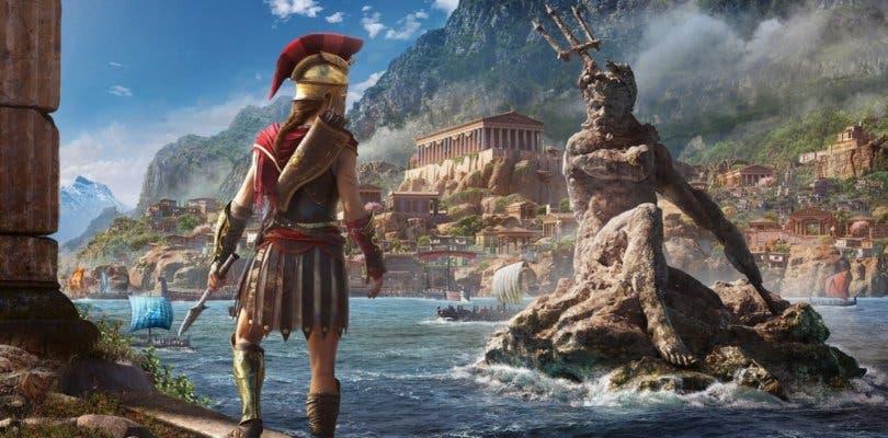 Ya es posible disfrutar de toda la banda sonora de Assassin's Creed Odyssey