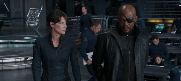 Imagen de Nick Fury y Maria Hill estarán en Spider-Man: Lejos de casa