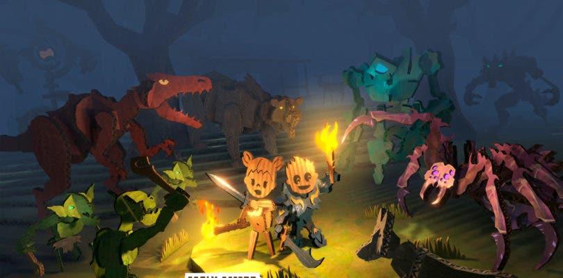 CardLife, lo nuevo de los creadores de Robocraft, llegará a Steam en octubre