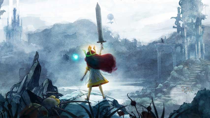 Imagen de Child of Light: Ultimate Edition ya está disponible en Nintendo Switch